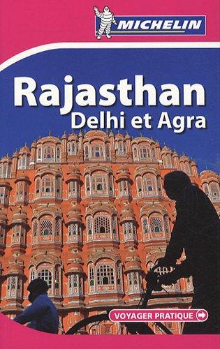 9782067145566: Rajasthan, Delhi et Agra