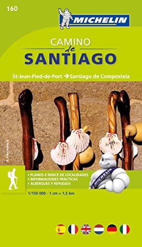 Michelin Guide to Camino de Santiago: Collectif