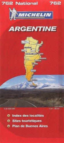 9782067150591: Argentine : 1/2 000 000