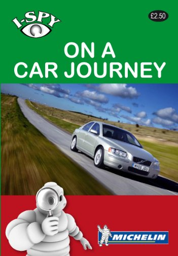 9782067151345: I-Spy On a Car Journey (Michelin I-Spy Guides)