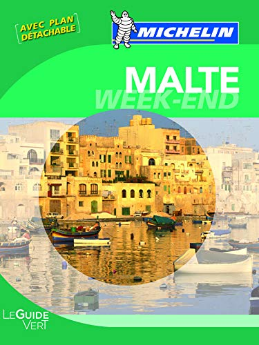 9782067153998: Guide Vert Week-end Malte