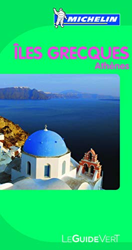 9782067154186: Guide Vert Iles Grecques Ath�nes