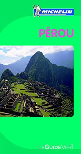 9782067154247: Guide Vert Pérou