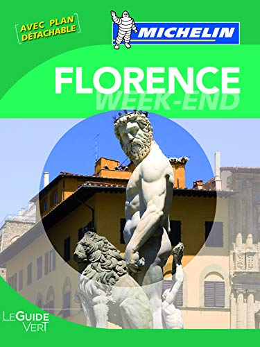 9782067154360: Guide Vert Week-end Florence