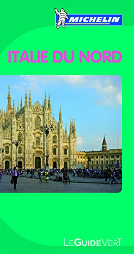 9782067154445: Guide Vert Italie du Nord