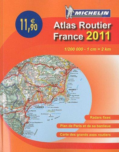 9782067155626: Atlas routier et touristique France : 1/200 000