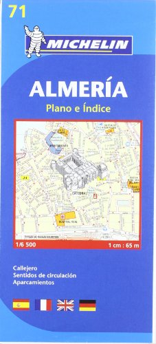 9782067158467: Almeria City Plan