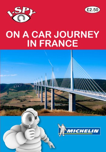 9782067159471: I-Spy on a Car Journey in France (Michelin i-Spy Guides)