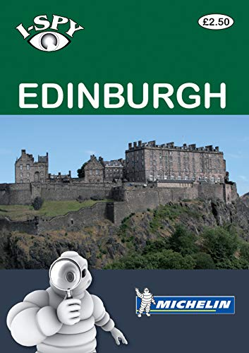 9782067159549: I-Spy Edinburgh (Michelin i-SPY Guides)