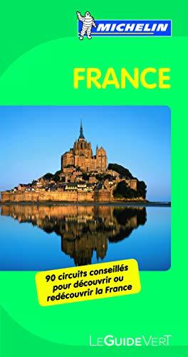 9782067165762: Le Guide Vert France (La guida verde)