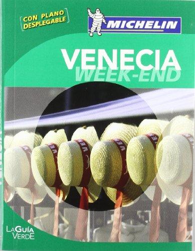 9782067166844: La Guía Verde Week-end Venecia