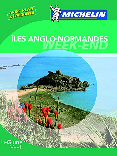 9782067167537: LE GUIDE VERT ; WEEK-END; îles anglo-normandes (édition 2012)