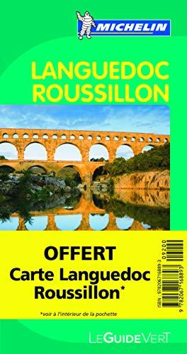 9782067168893: LE GUIDE VERT; Languedoc-Roussillon (édition 2012)