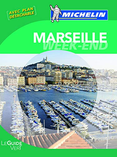 9782067169289: Guide Vert Week-end Marseille
