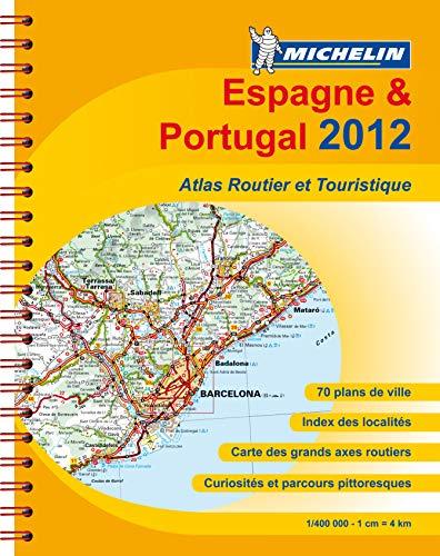 9782067169845: Atlas Espagne Portugal 2012