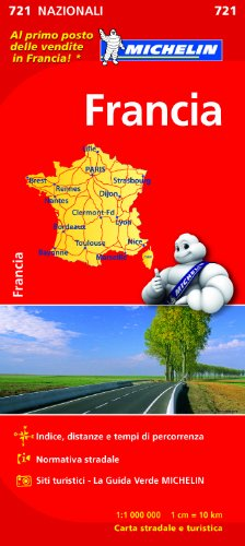 9782067171022: France 2017 1:1.000.000