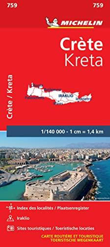 , Michelin 759 Kreta