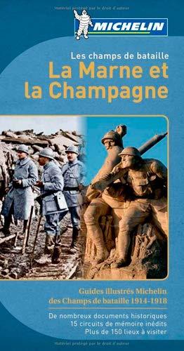 9782067173613: Guide Patrimoine de France - CHAMPS DE BATAILLE DE LA MARNE ET DE CHAMPAGNE