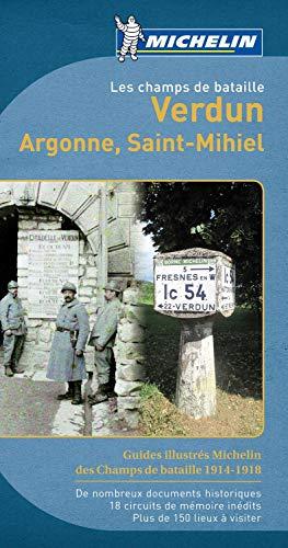 9782067173620: Les Champs de Bataille - Verdun, Argonne, Saint Mihiel