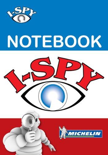 9782067174542: I-Spy Notebook (Michelin I-Spy Guides)
