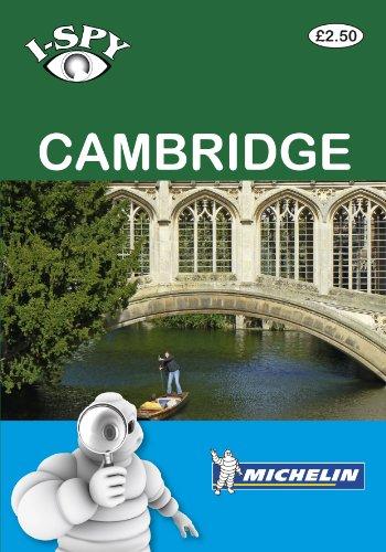 9782067174948: I-Spy Cambridge (Michelin i-SPY Guides)