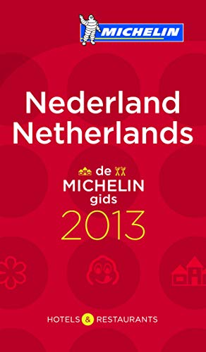 9782067178960: Guide Michelin Pays-Bas 2013