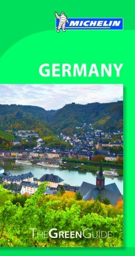 9782067179752: Michelin Green Guide Germany (Green Guide/Michelin)