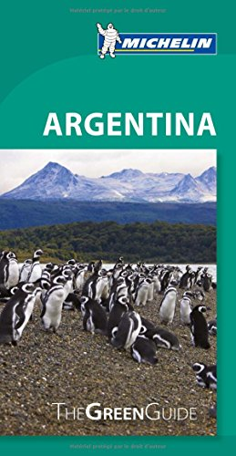 9782067179806: Michelin Green Guide Argentina (Green Guide/Michelin)