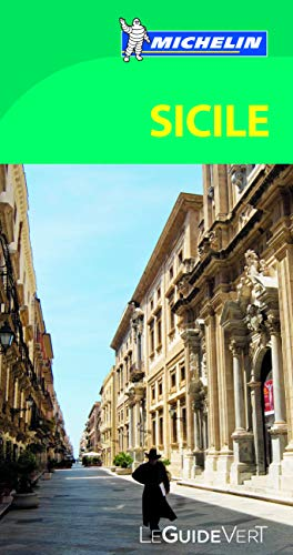 9782067181144: Michelin Green Guide Sicile (in French) (French Edition)
