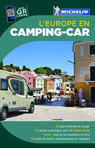 9782067181458: Camping Car Europe 2013 (Michelin Camping Guides)