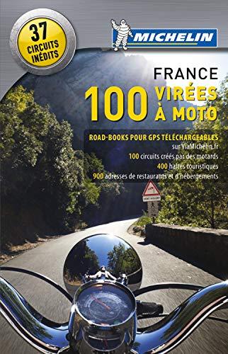 9782067181489: 100 virées à moto France 2013