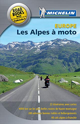 9782067181496: Les Alpes à moto