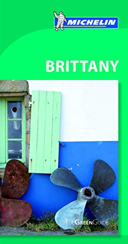 9782067181953: Michelin Green Guide Brittany (Green Guide/Michelin)