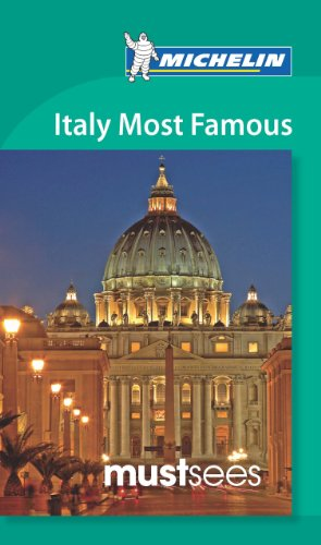 9782067182028: Michelin Must Sees Italy Most Famous Places (Must See Guides/Michelin)