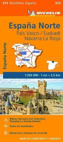 9782067184206: Mapa Regional País Vasco/Euskadi, Navarra, La Rioja (Carte regionali)