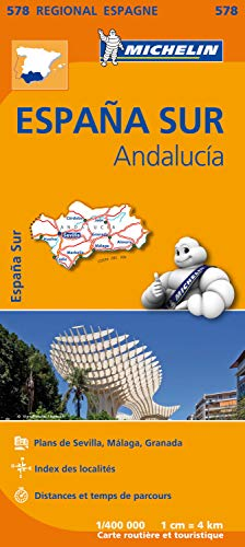 9782067184428: Cr 578 Andalucia