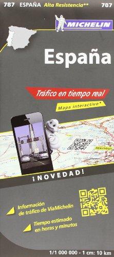 9782067185258: Mapa National España Tráfico en tiempo real