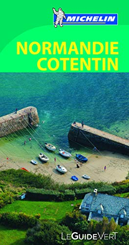 9782067186194: Michelin Green Guide Normandie Cotentin (in French) (French Edition)