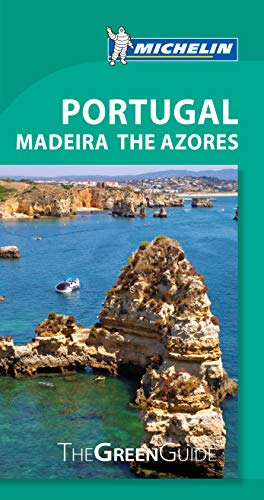 9782067186514: The Michelin Green Guide Portugal Madeira the Azores