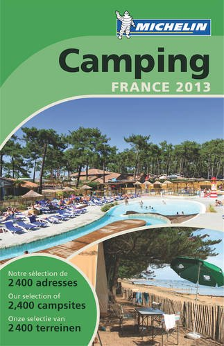9782067186613: Guide Camping France (Michelin Camping Guides)