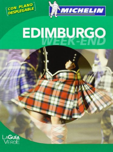 9782067186620: La Guía Verde Week-end Edimburgo