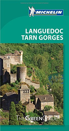 9782067188150: Michelin Green Guide Languedoc Tarn Gorges (Green Guide/Michelin)
