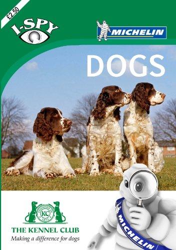 9782067188181: i-SPY Dogs (Michelin i-SPY Guides)