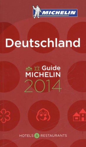 MICHELIN Guide Deutschland 2014 (Michelin Guide/Michelin) (English and German Edition): ...