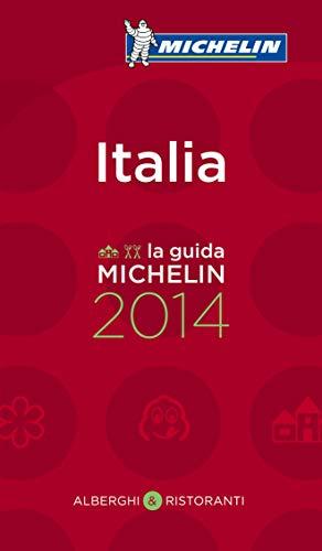 9782067188990: MICHELIN Guide Italia 2014 (Michelin Guide/Michelin) (Italian Edition)