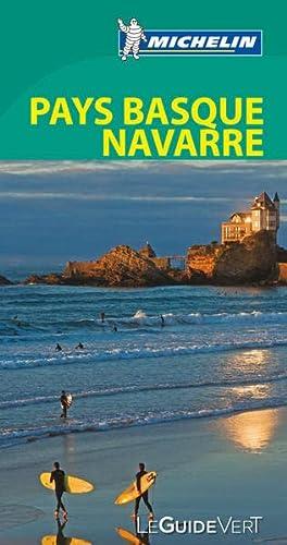 9782067189775: Le Guide Vert Pays Basque (France, Espagne) et Navarre (La Guía Verde Michelin)