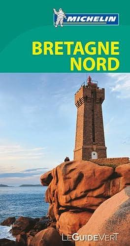 9782067190115: Le Guide Vert Bretagne Nord (La guida verde)