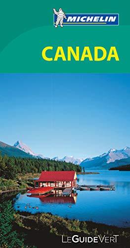 9782067190146: Le Guide Vert Canada Michelin