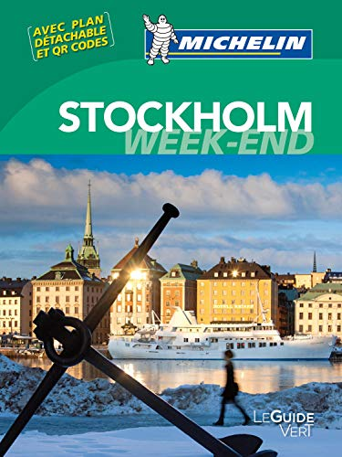 9782067190191: Le Guide Vert Week-end Stockholm Michelin