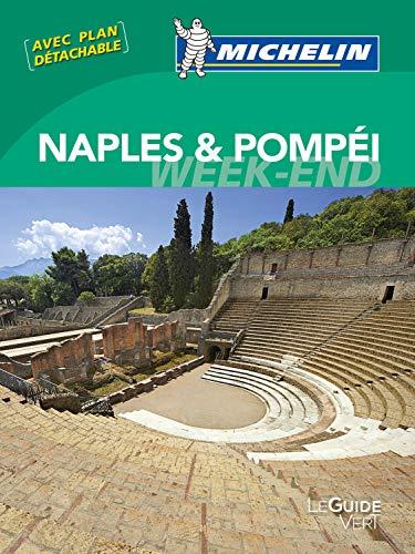 9782067190337: Le Guide Vert Week-end Naples & Pompéi Michelin